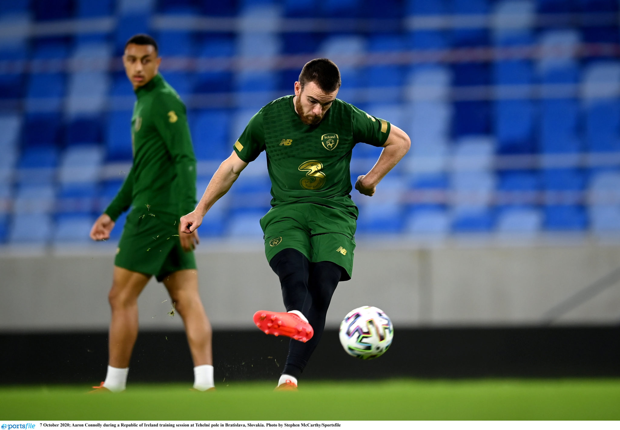 Stephen Kenny is confident Aaron Connolly will be passed fit.