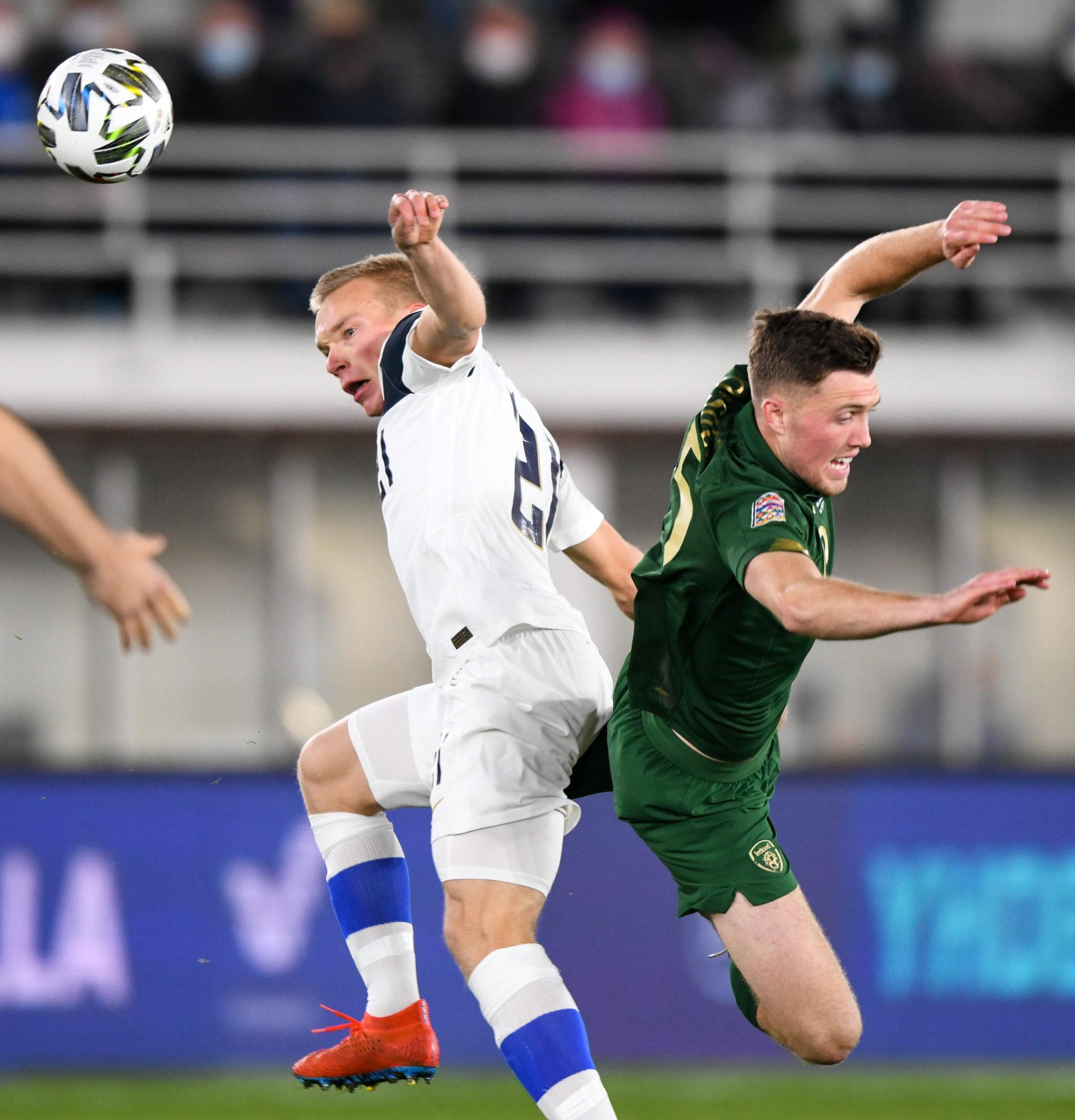 Finalnd v Ireland player ratings