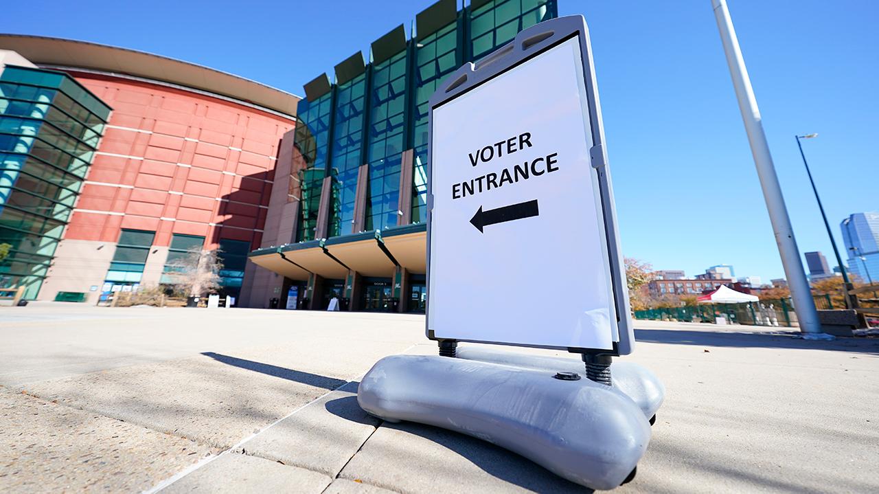 NBA Voting station