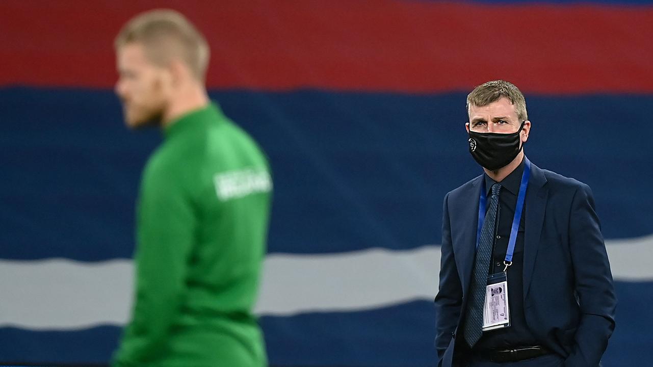 Kenny Ireland vs England