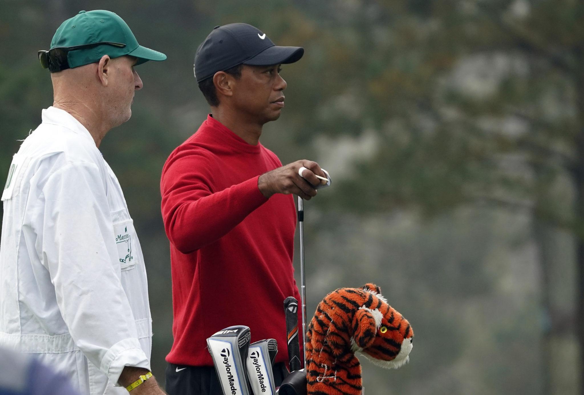Masters 2020, Tiger Woods, Padraig Harrington