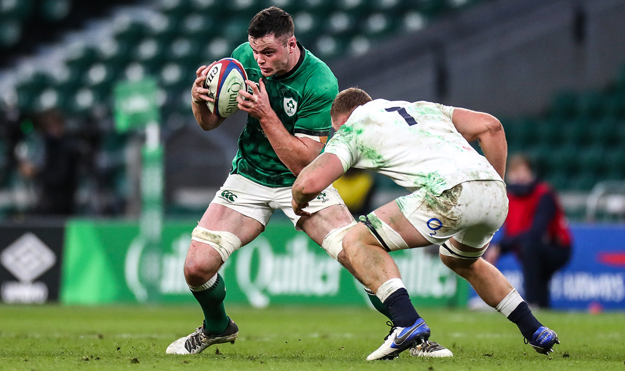 James Ryan Ireland vs England