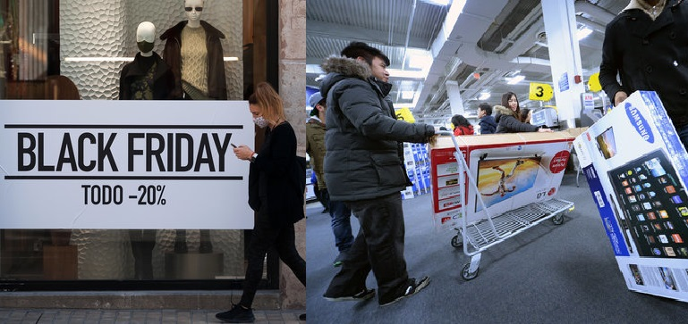 Explained: Why Do Some People Lose The Run Of Themselves On Black Friday?