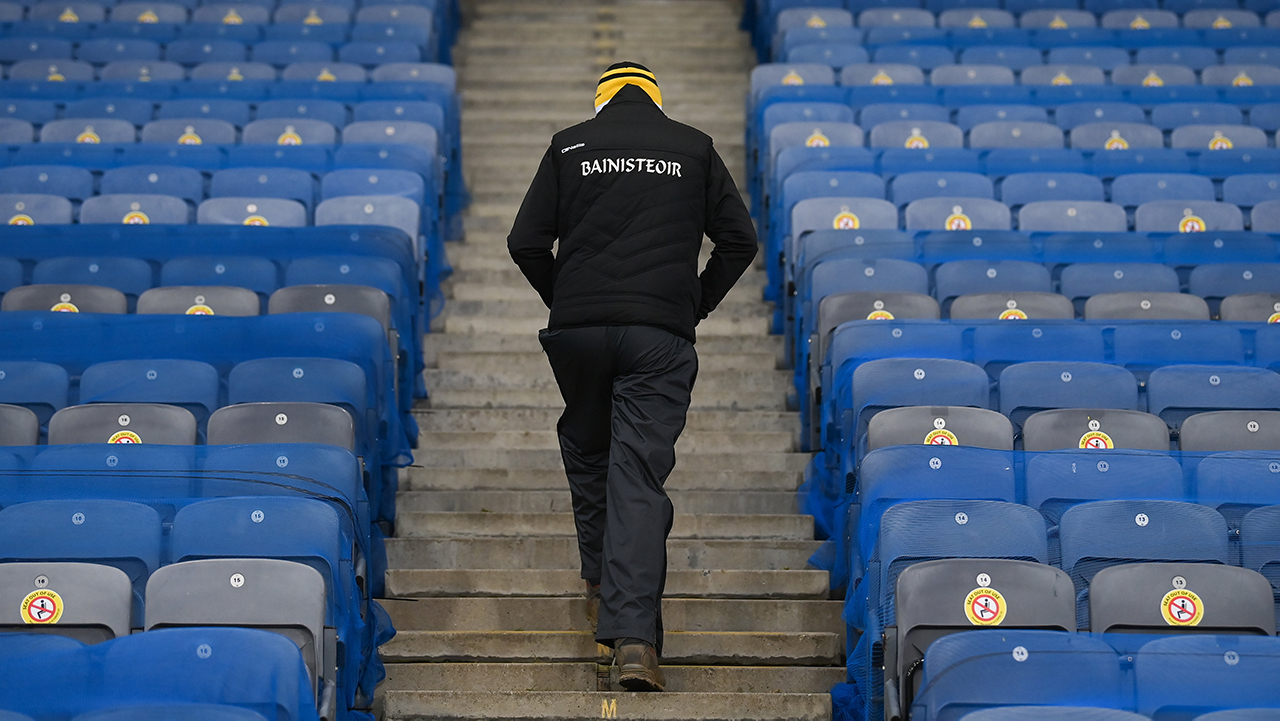 Brian Cody Kilkenny vs Waterford