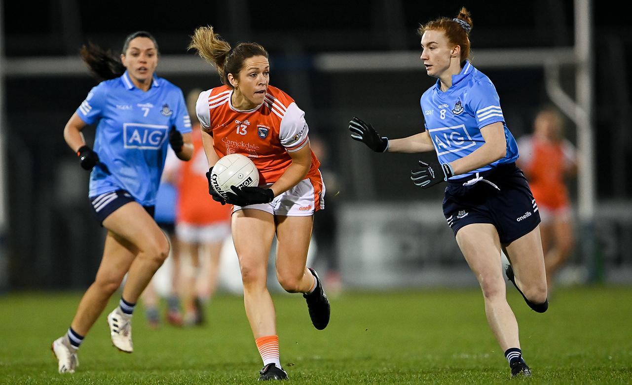 Armagh vs Dublin