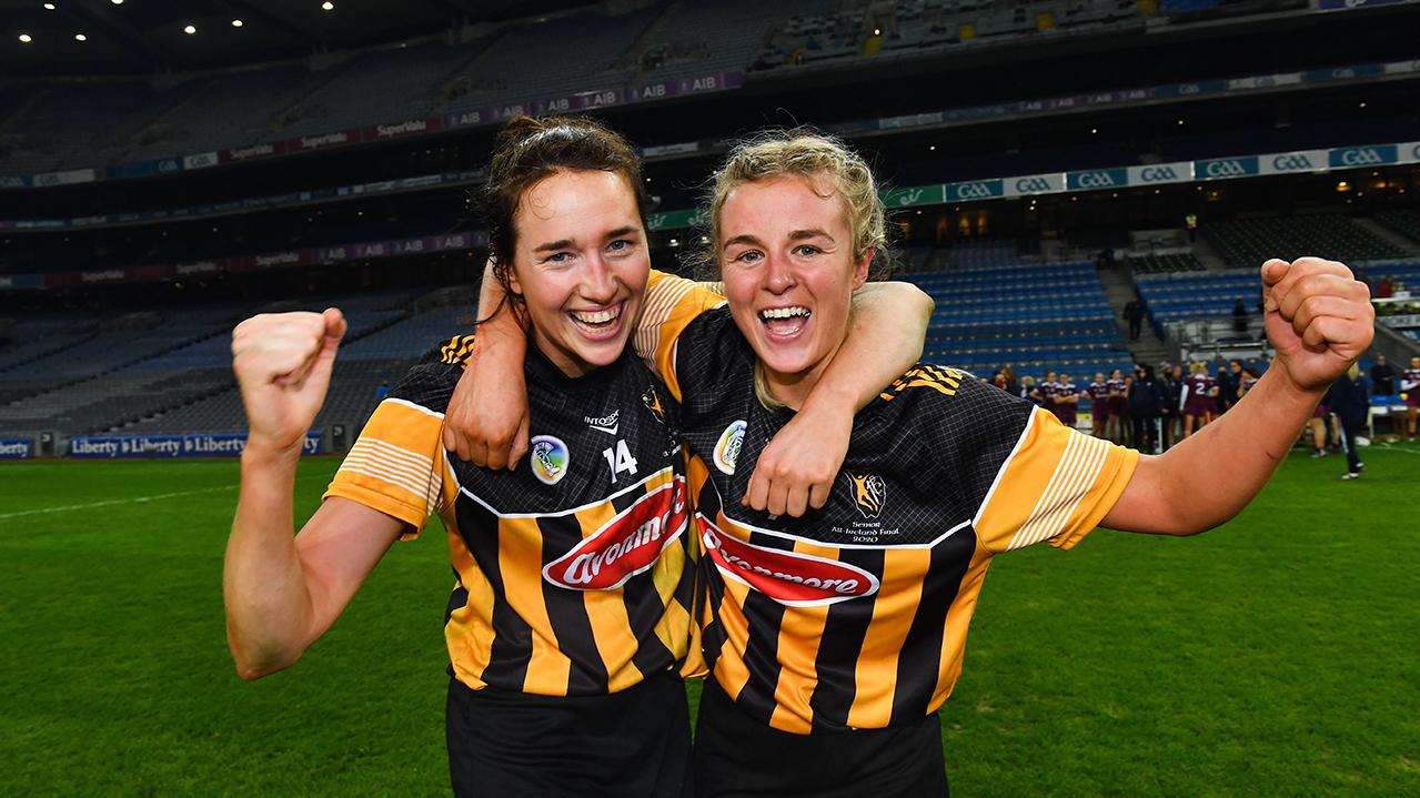 Grace Walsh Kilkenny Champions