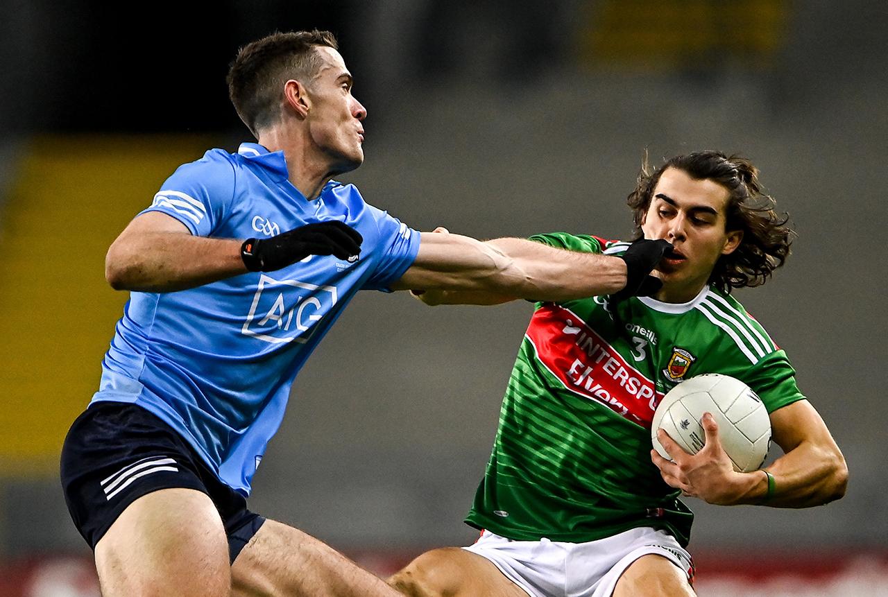 Oisin Mullins Mayo vs Dublin Final