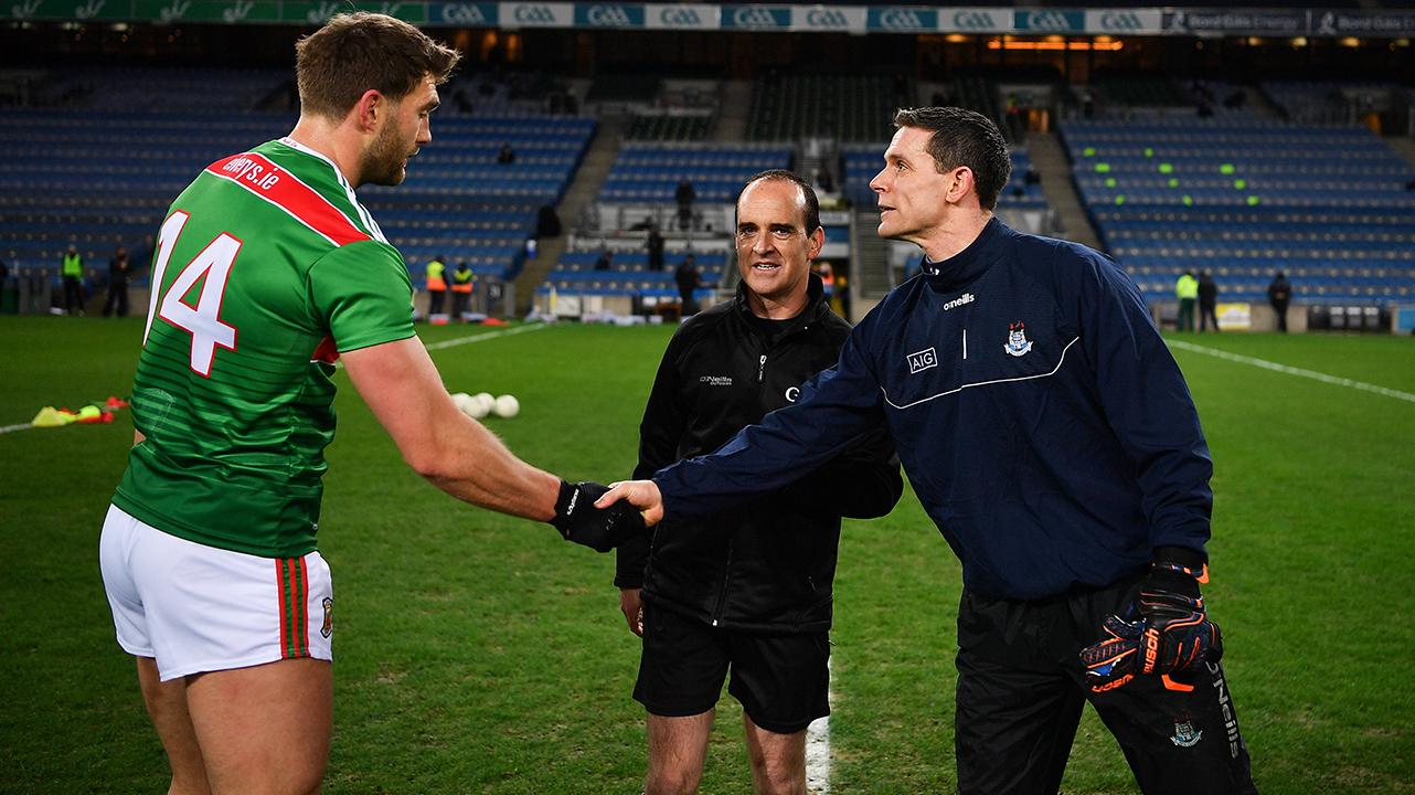 Stephen Cluxton Mayo v Dublin Final