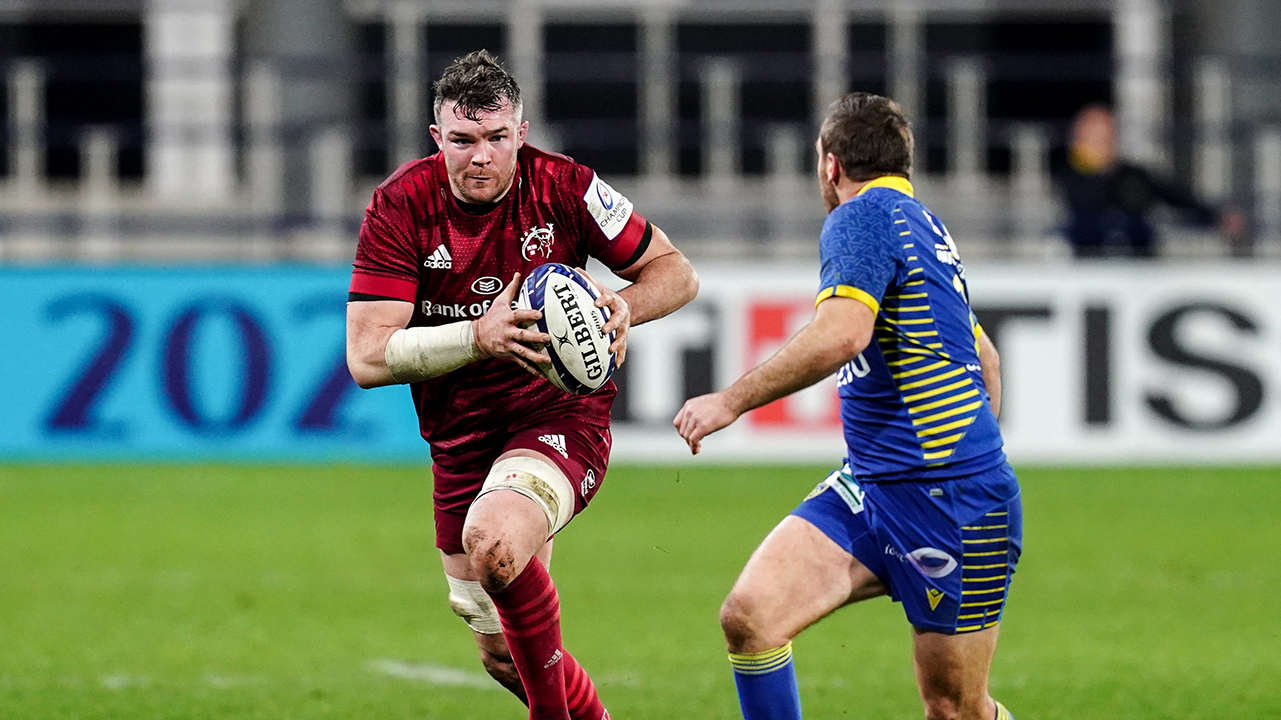 Peter O'Mahony Munster Clermont