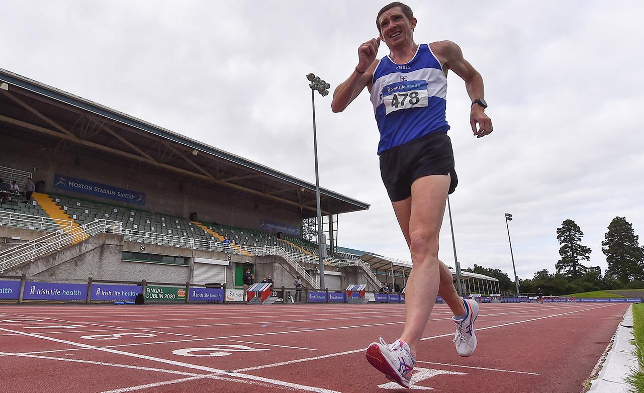 Brendan Boyce Walking Olympics