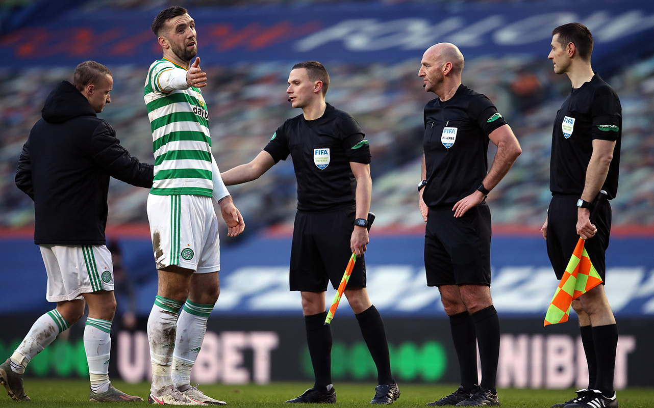Shane Duffy Celtic