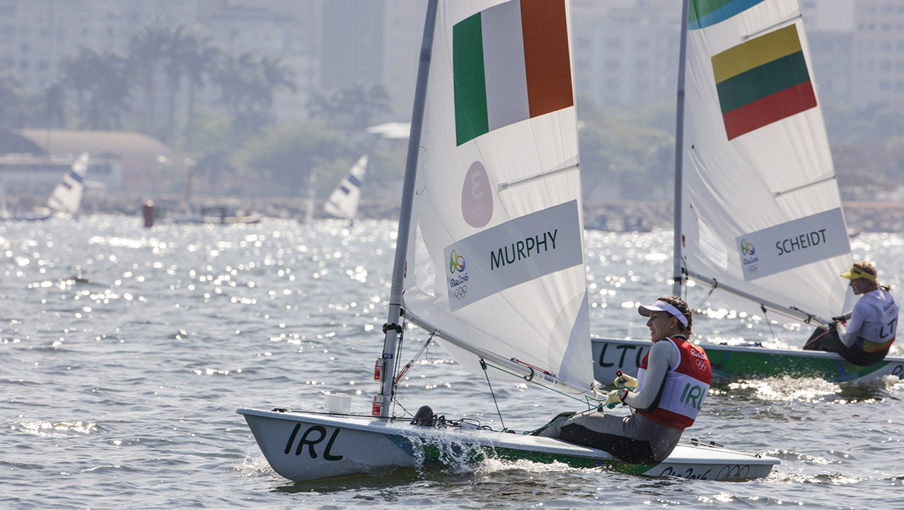 Annalise Murphy Sailing