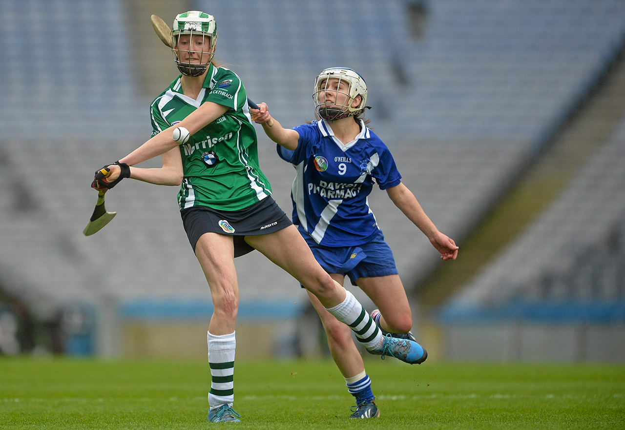 Aishling Moloney camogie dual player