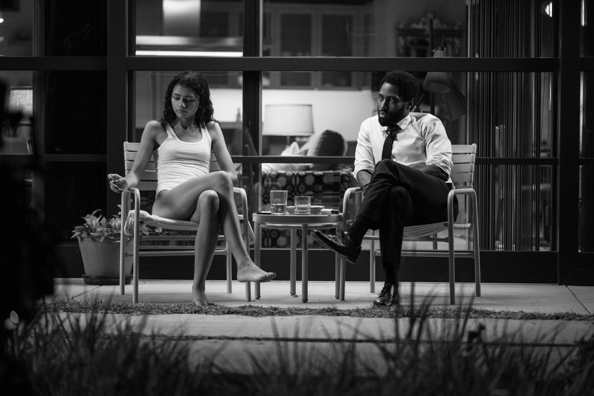Watch the trailer for Zendaya's achingly romantic new drama