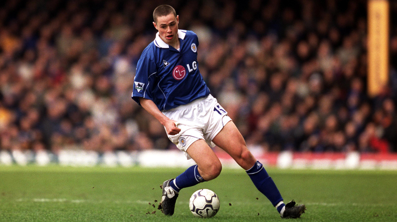 Damien Delaney Leicester City