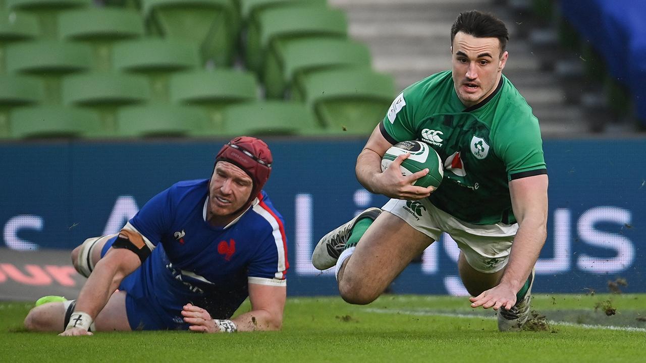 Ronan Kelleher Ireland vs France
