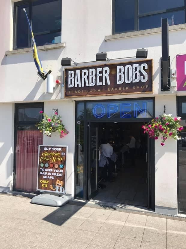 Barber Bobs. Image: Supplied