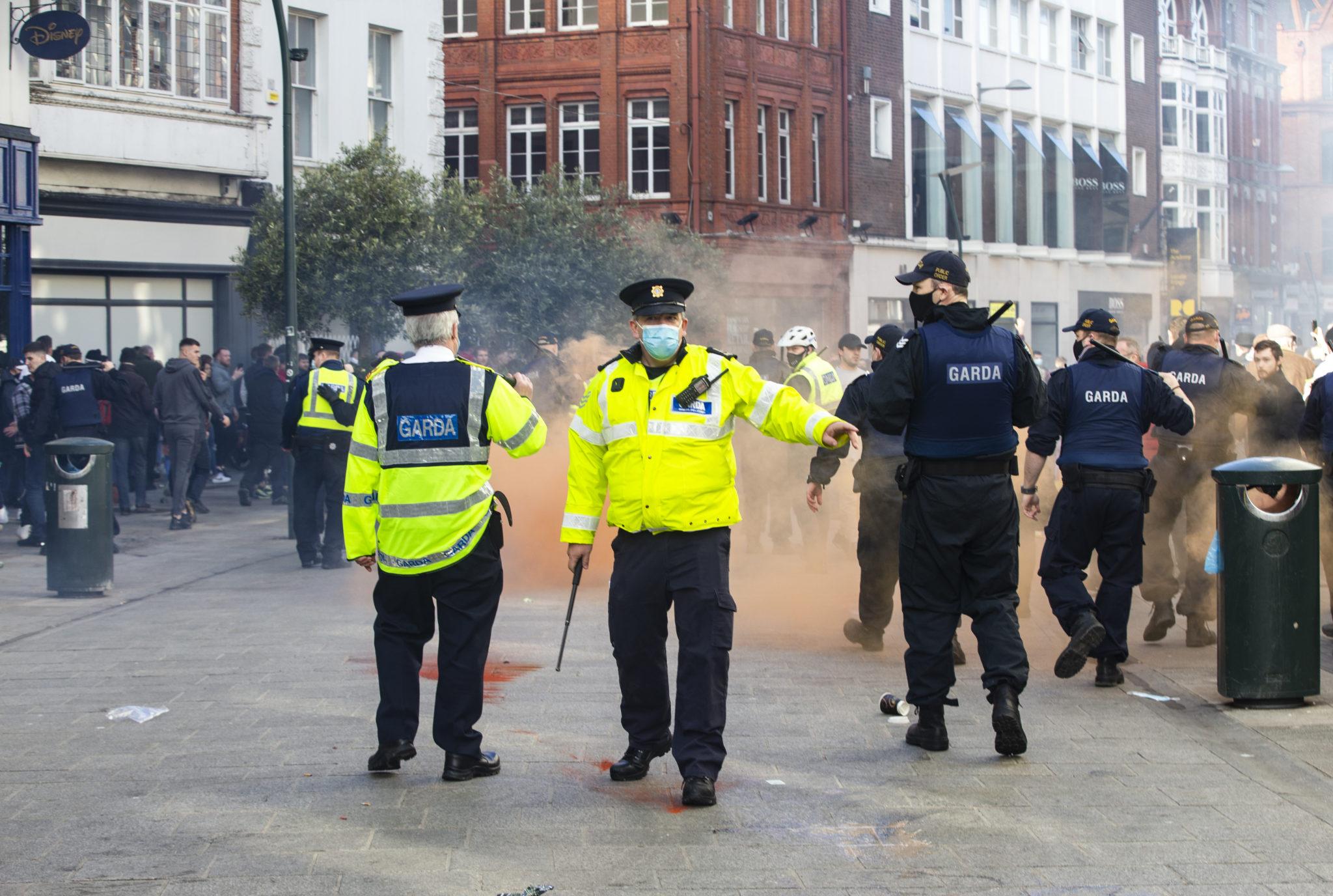 anti-lockdown protests