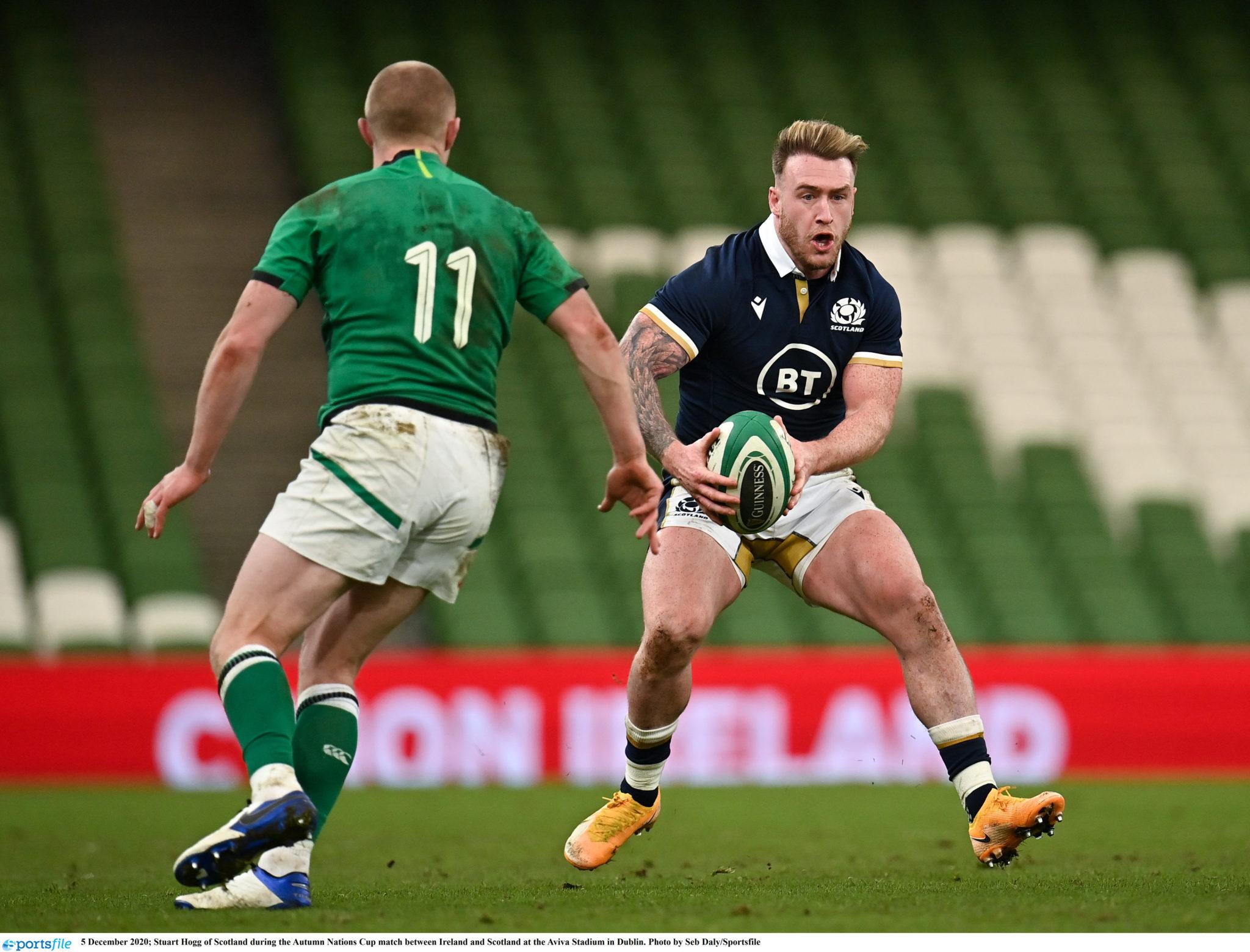 "Eddie O'Sullivan described Scotland as ""deluded"" after loss to Ireland."