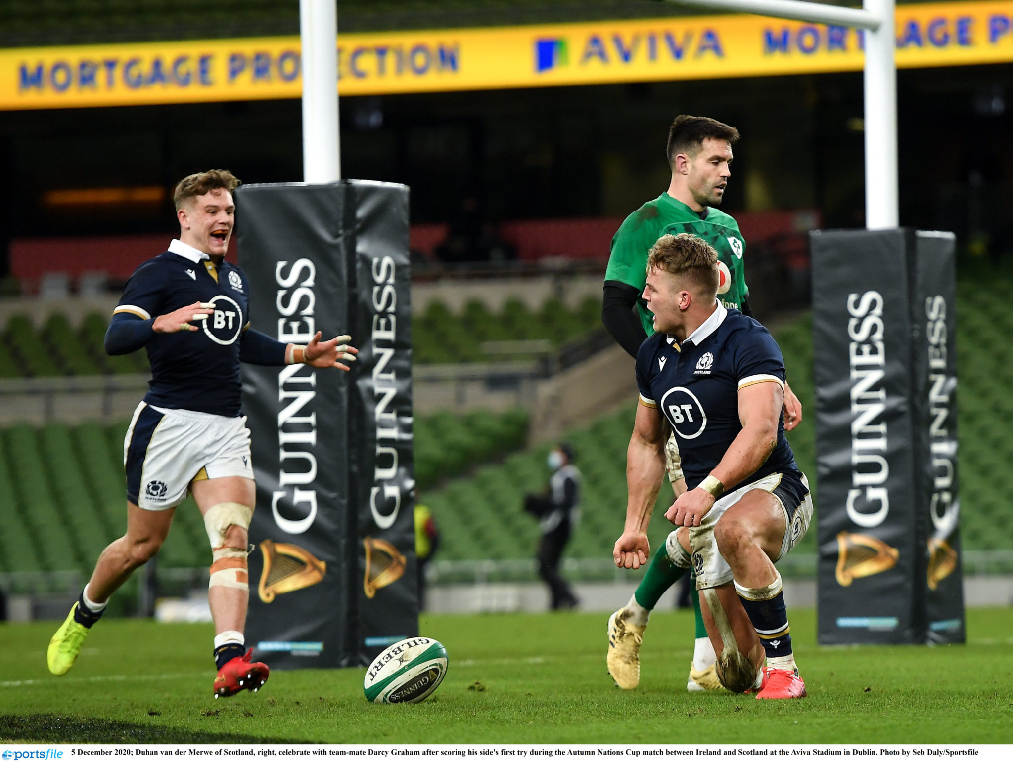 """Eddie O'Sullivan branded Scotland as """"deluded"""" after their loss to Ireland in Dublin."""
