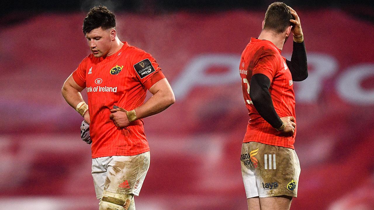 Munster Leinster Win