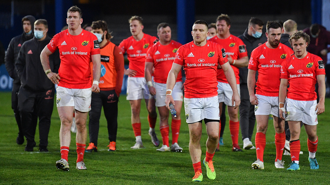 Munster Pro14 final loss