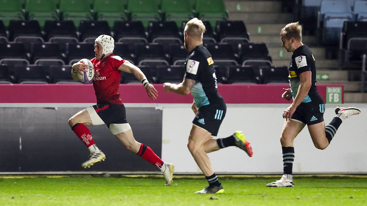 Ulster vs Quins Challenge Cup