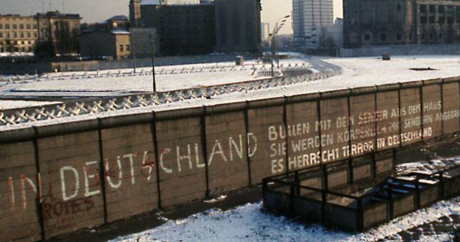 Behind The Wall - Documentary on Newstalk