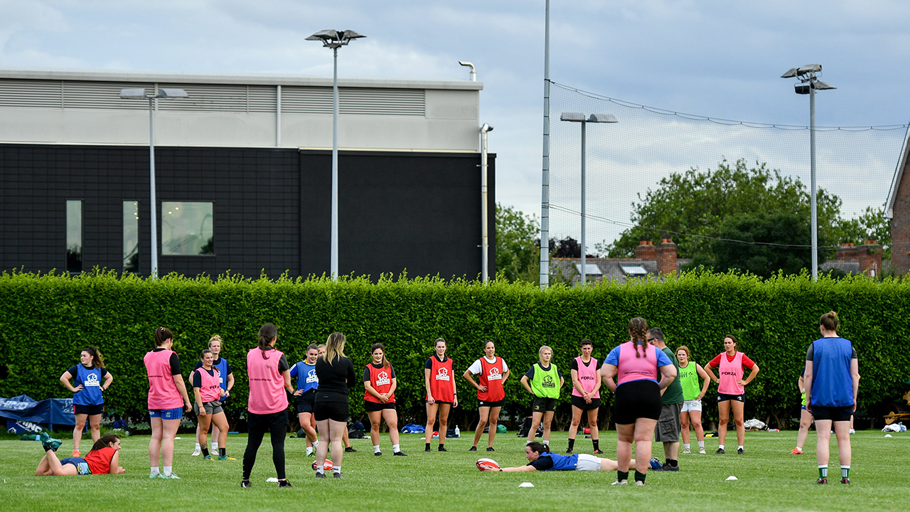 Women's Grassroots rugby