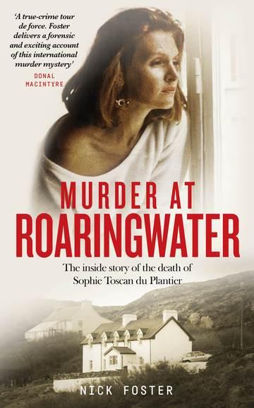 Murder at Roaringwater cover