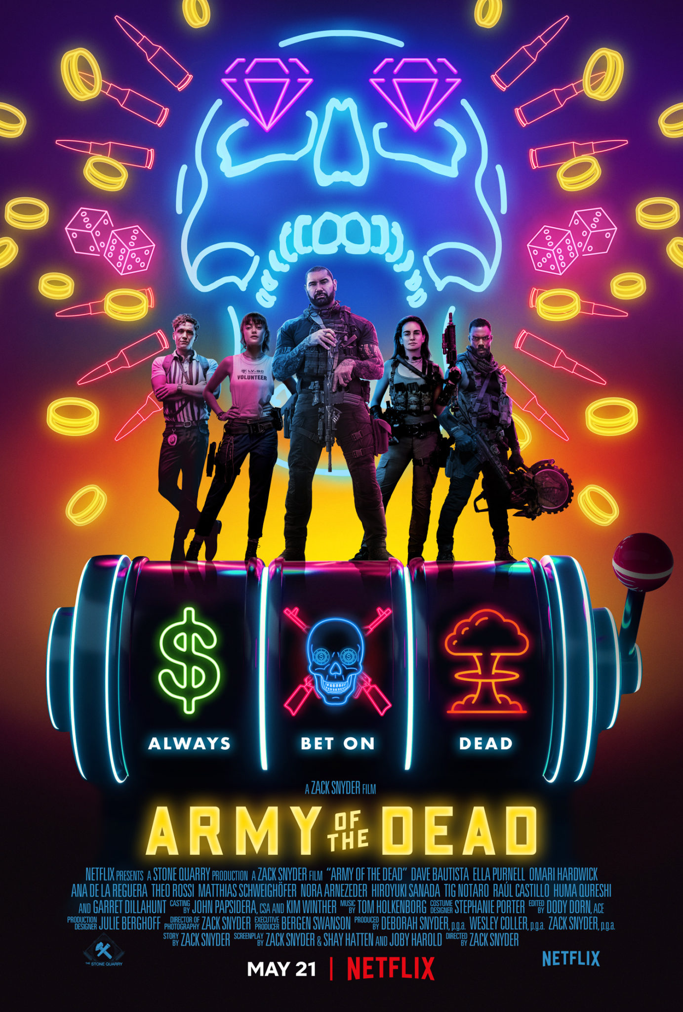 n Army of the Dead