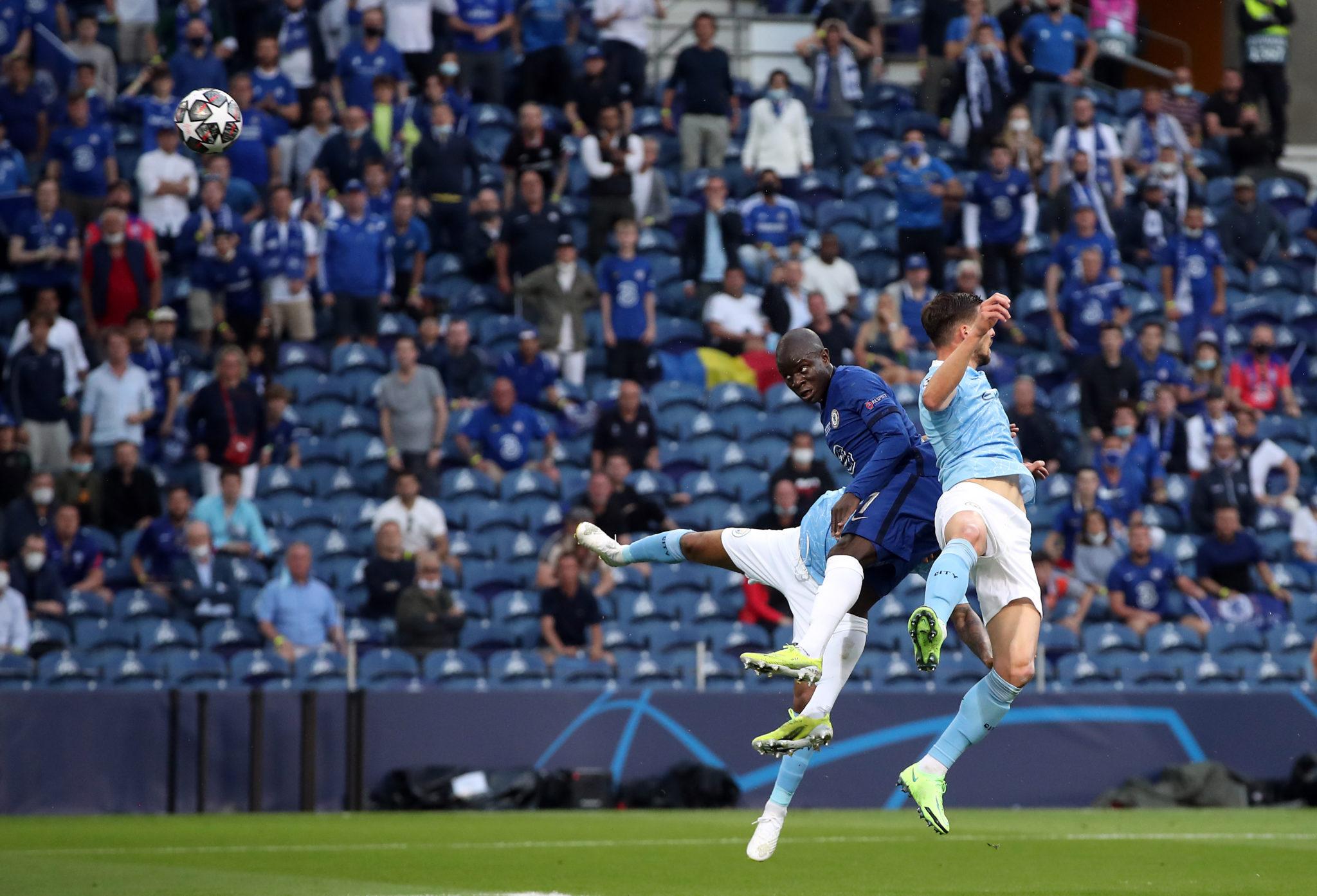 Kante Chelsea Final