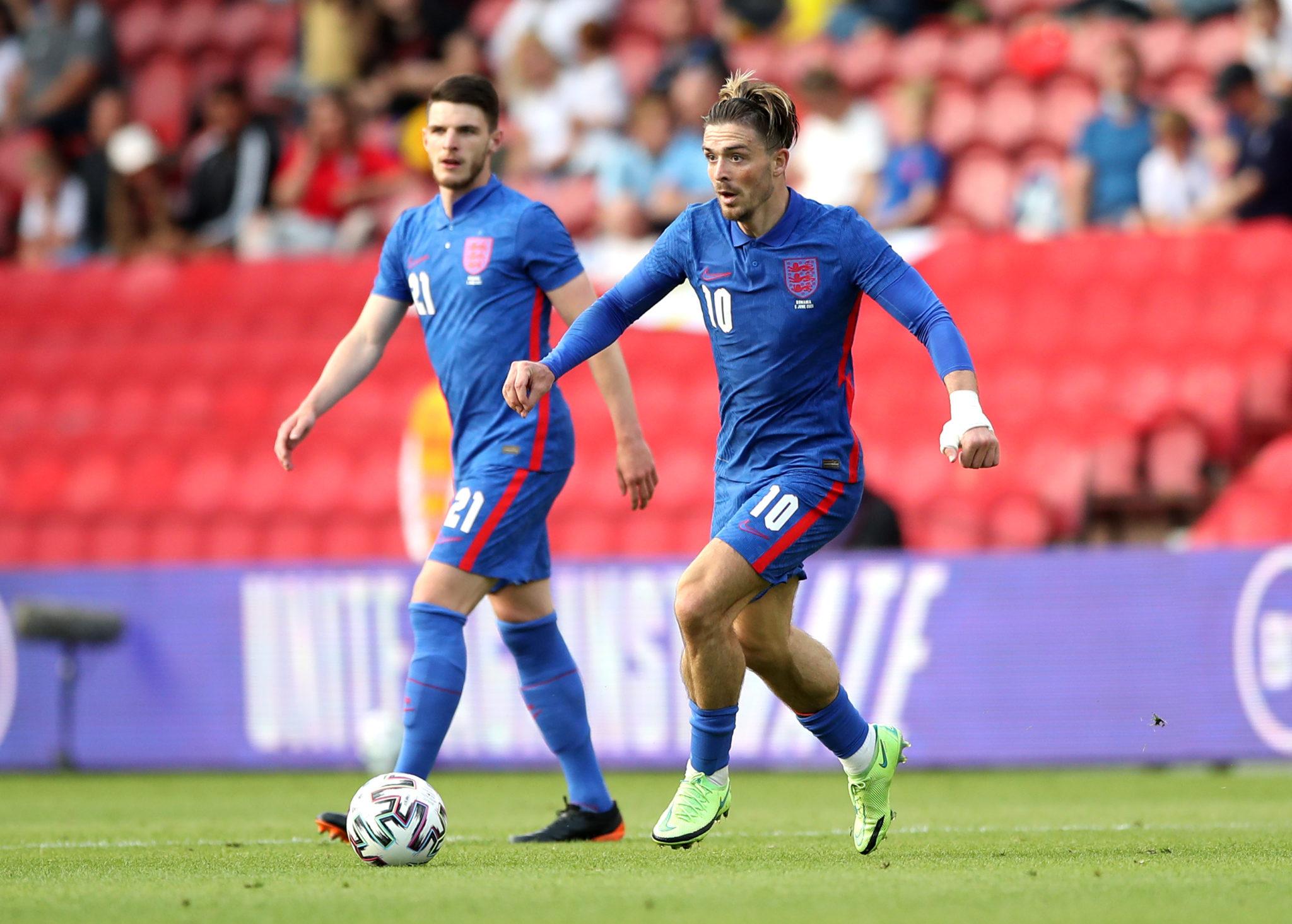 England Group D