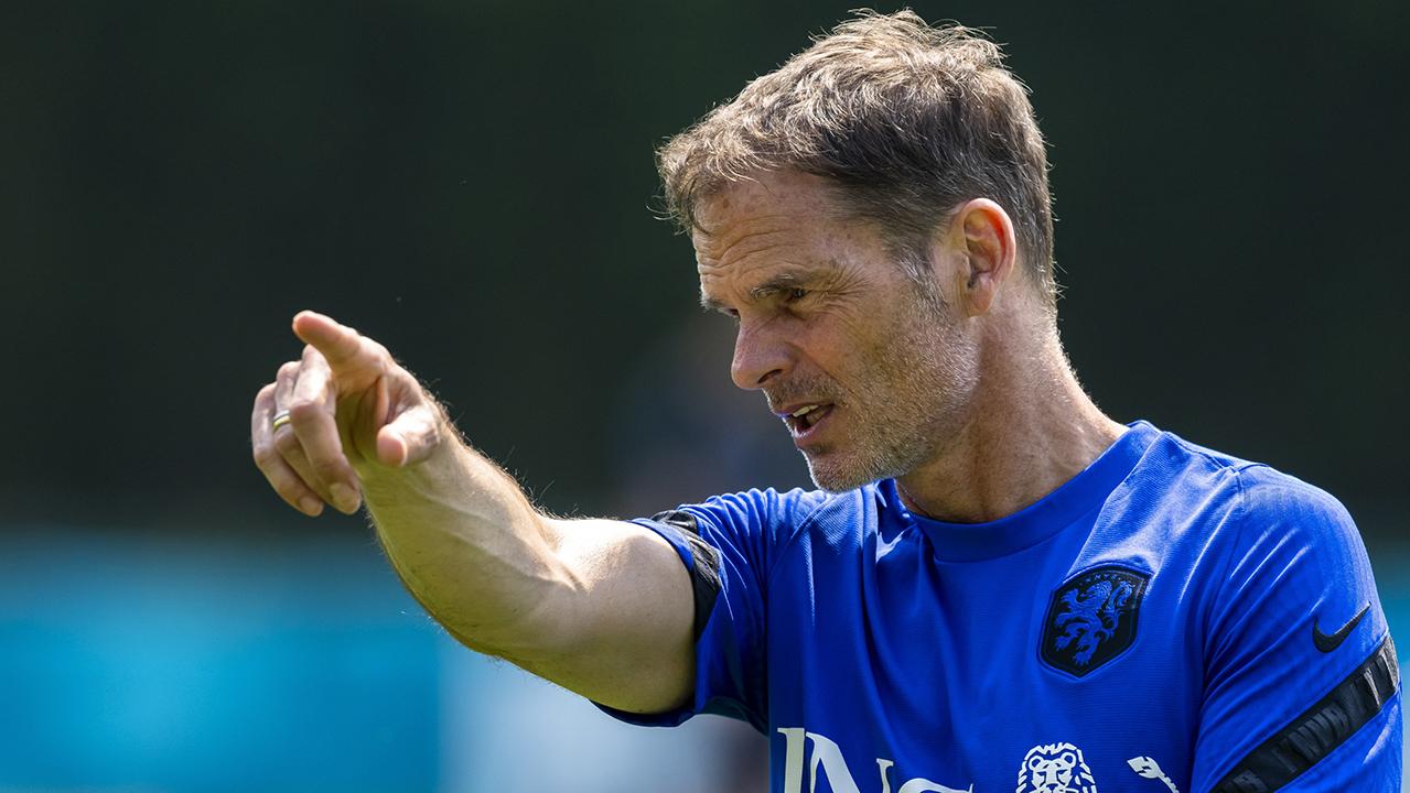 Frank de Boer Netherlands