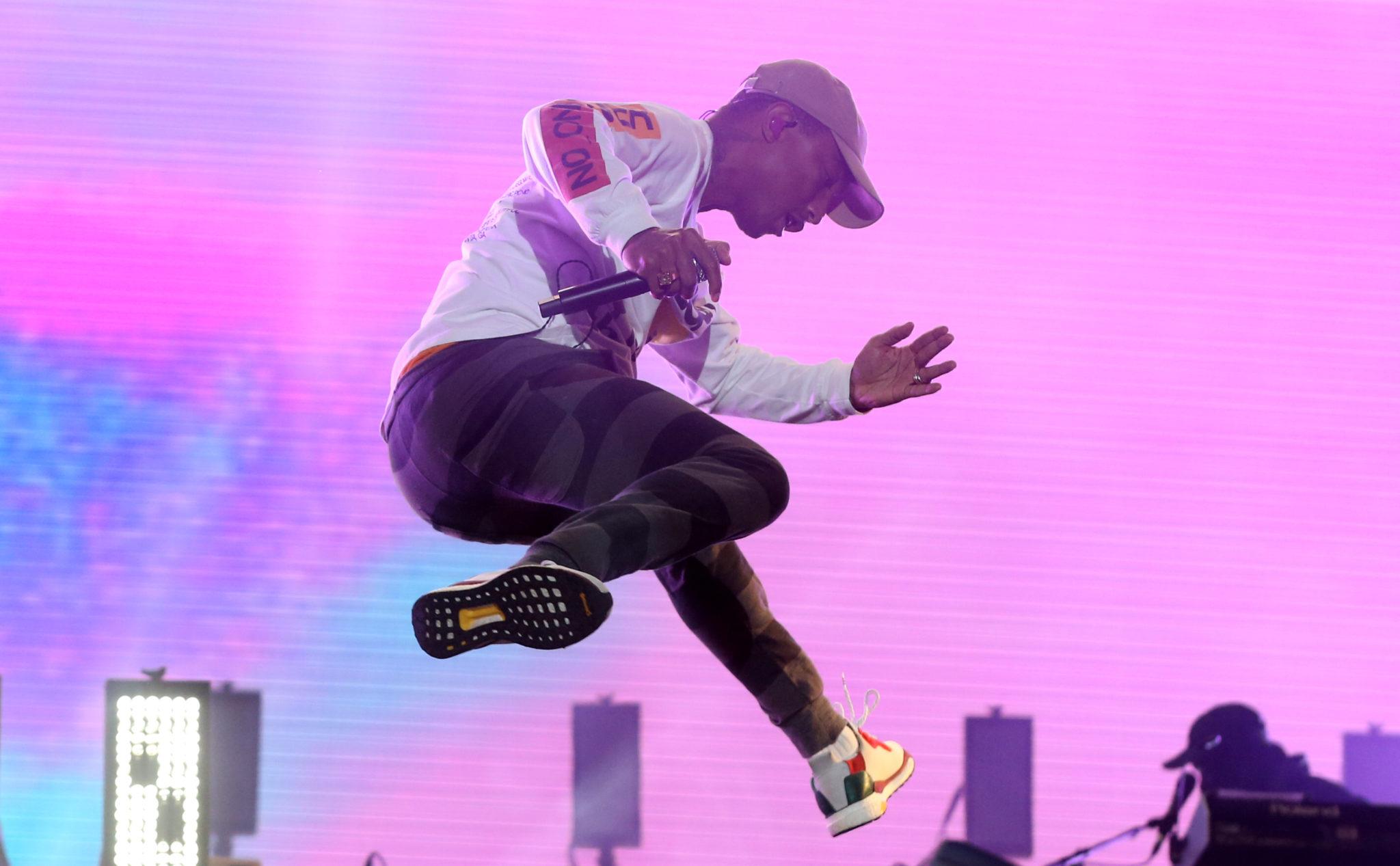 Pharrell Williams at Electric Picnic 2018
