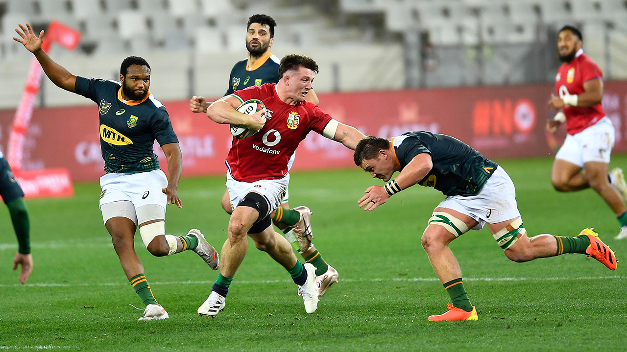 Curry Lions South Africa 'A'