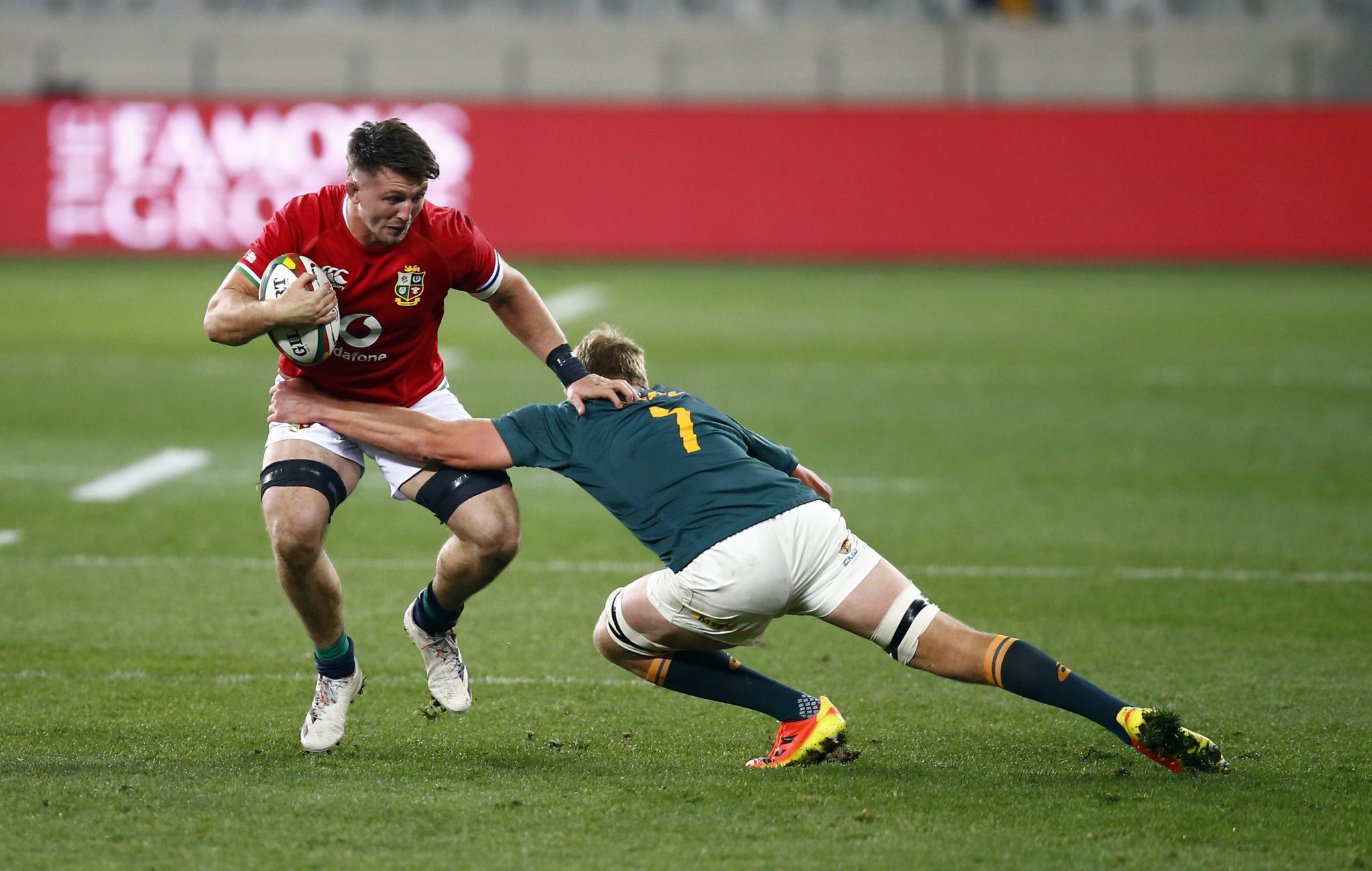 Tom Curry Lions South Africa