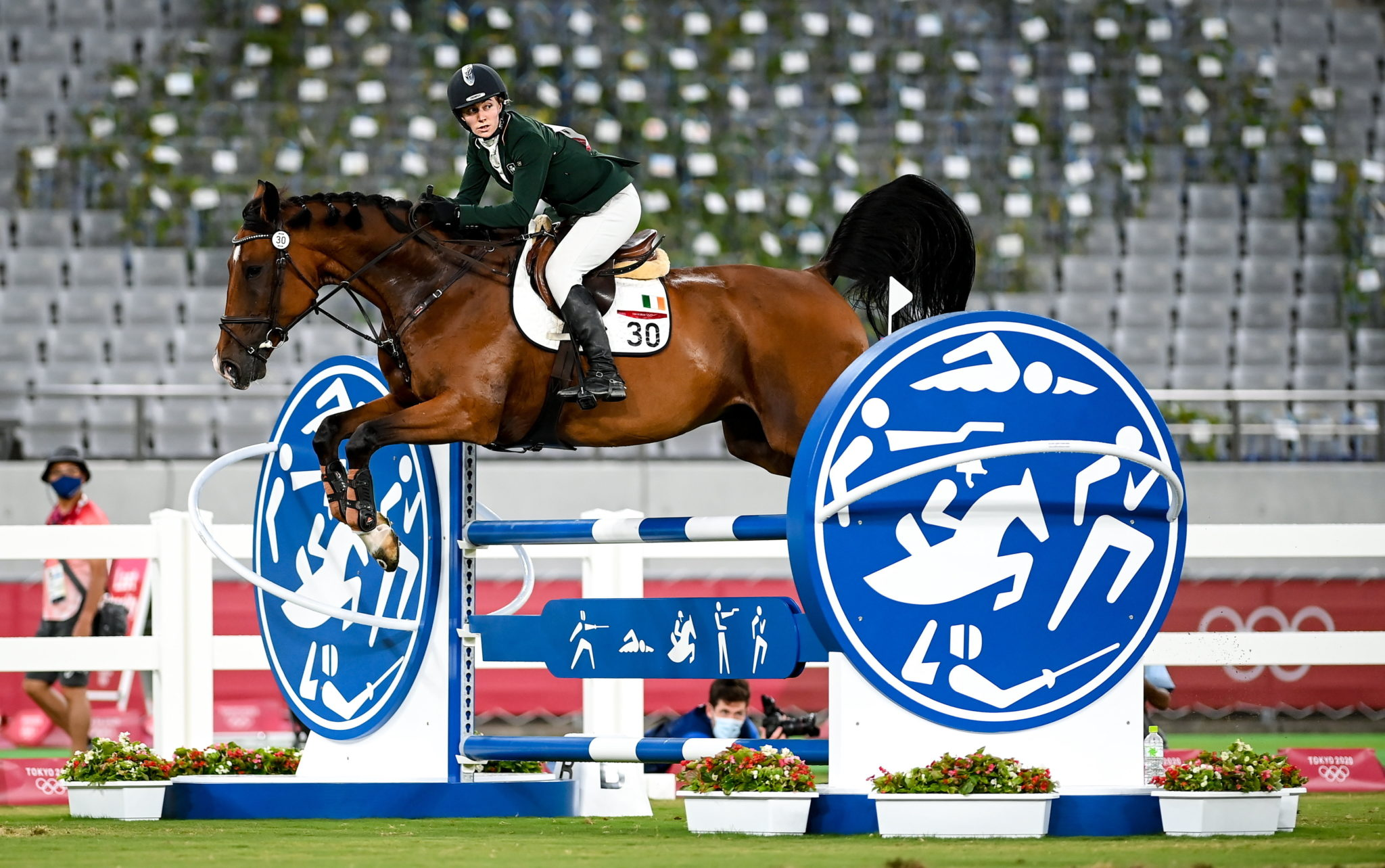 Coyle Horse Showjumping