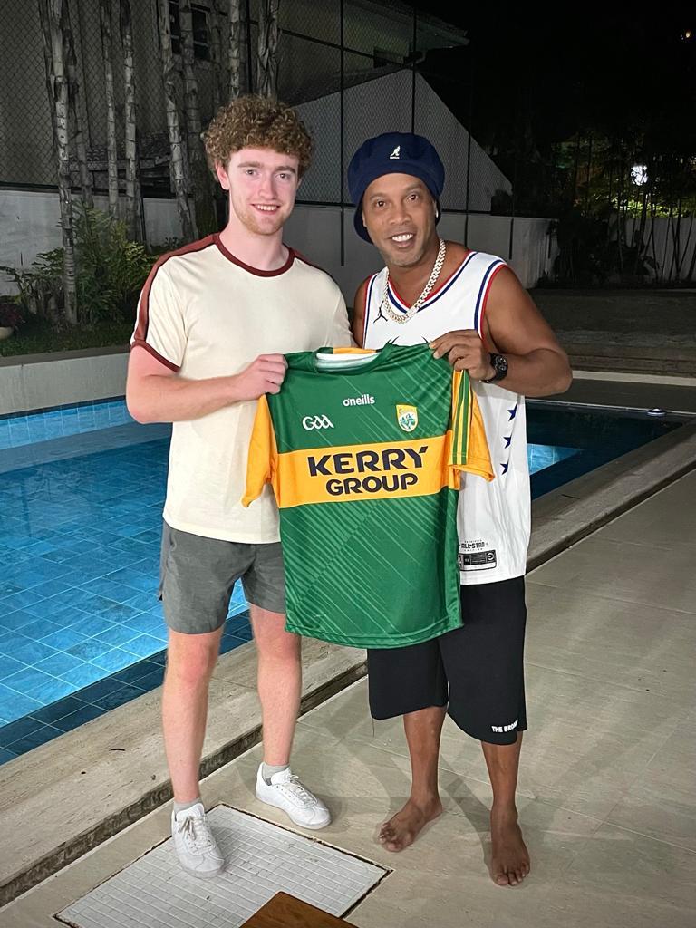 Walsh Kerry Ronaldinho