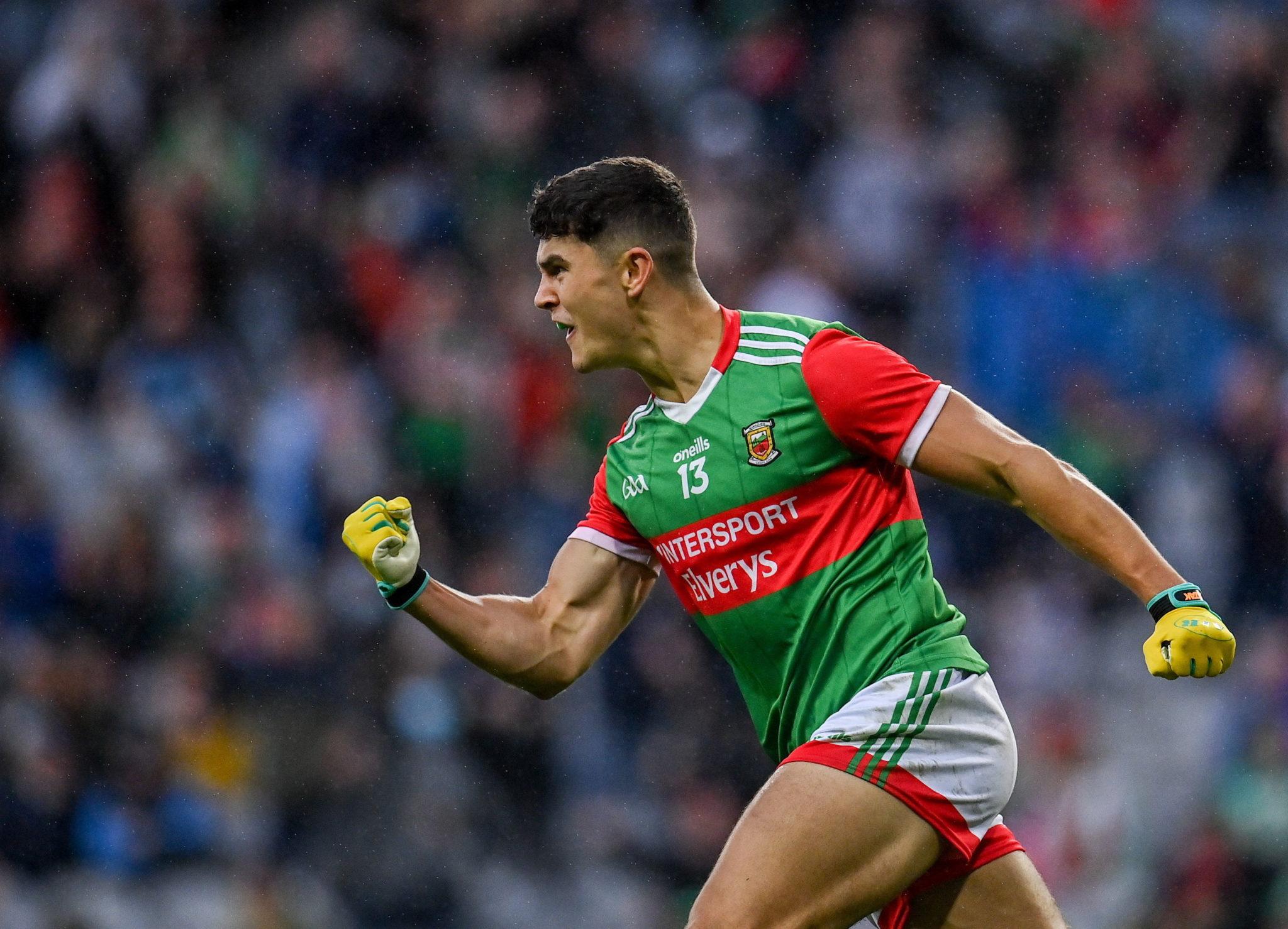 Mayo Dublin Semi-Final