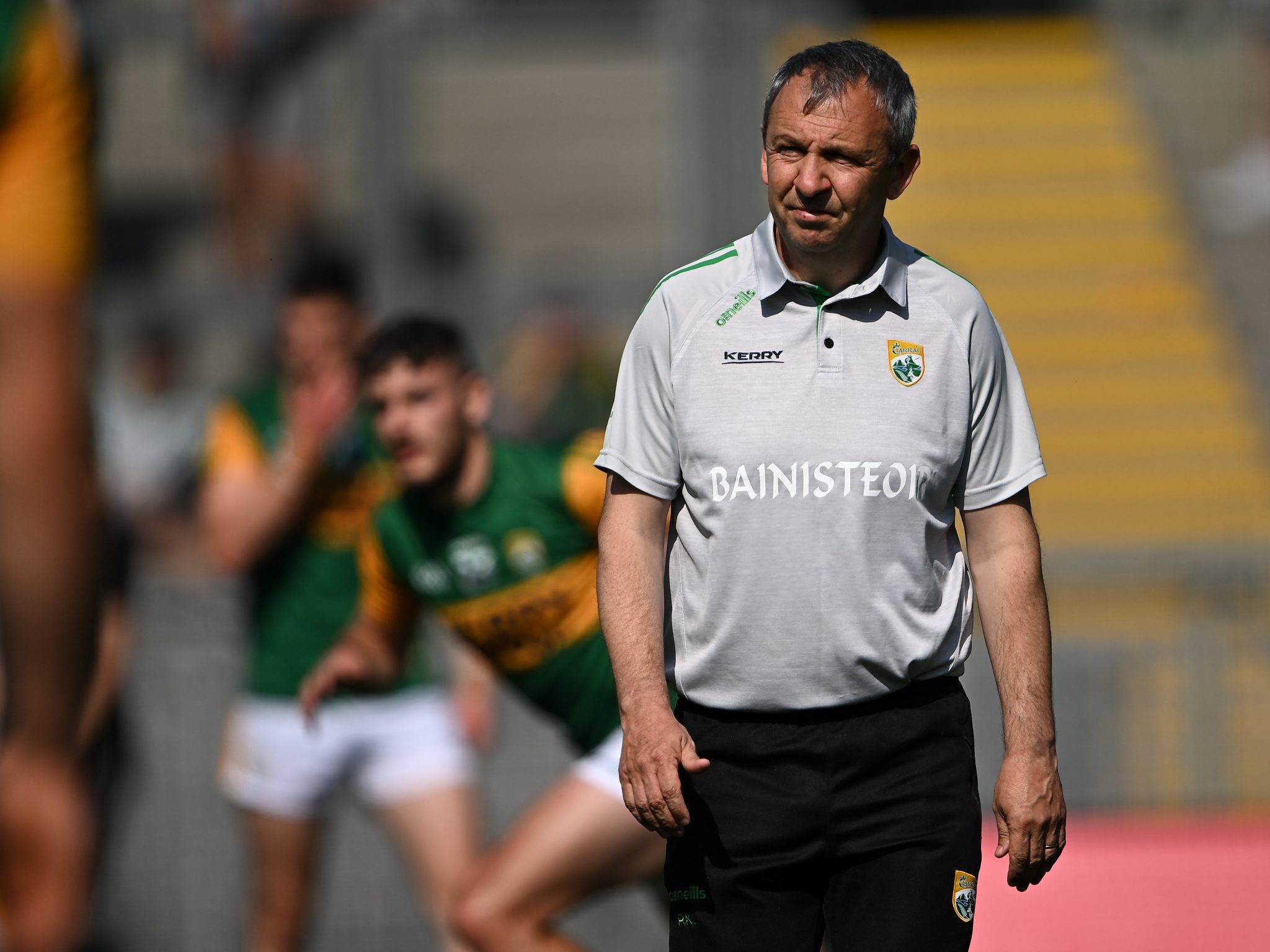 Kerry manager
