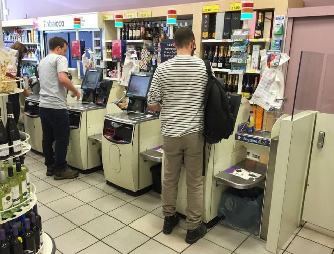 Automated Checkouts, Marriage, Flu Masks & Buskers