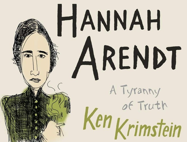 Chapter 236: The Three Escapes of Hannah Arendt